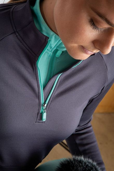 Bridleway Brimham Tech Fleece